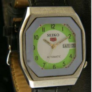 Vintage Seiko 5 Automatic Watch (1979-1979) Japan